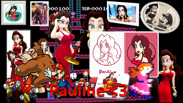 Pauline by obeth0