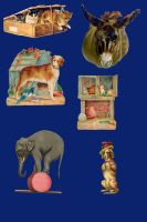 Vict pack 18-animals_quaddles by quaddles