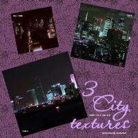 3 City Textures by camiluchiiz