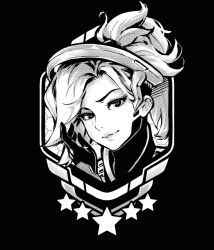MERCY!!! by RobotCatArt