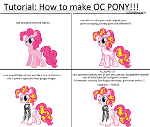 Tutorial: how to draw you own special original oc! by Extra-Dan