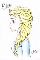 Elsa by Hummingbird26
