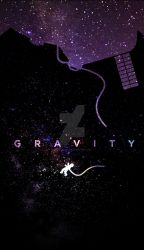 gravity poster by makaroniczos