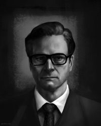 Kingsman: Harry Hart [2] by Spiritius