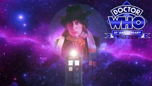 The 4th Doctor wp by SWFan1977
