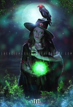Spells in the Night by LaercioMessias