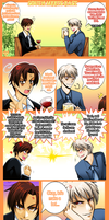 APH - South Meets East 2 by R-ninja