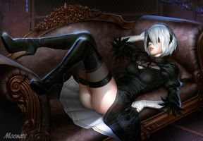 2B Nier by Moonarc