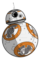BB8 by DaveMilburn
