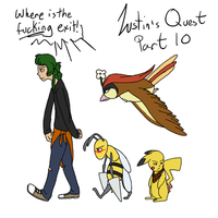 Pokemon Justins Quest Part 10 by ZannyHyper