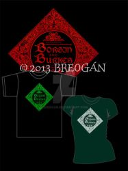 Borgin and Burkes - Tee Design by Breogan