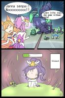 Onslaught Comic - Peaceful by lcomicer
