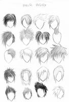 Hair Index by alyssinelysium