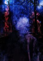 Hollow and faceless by Sara0TH