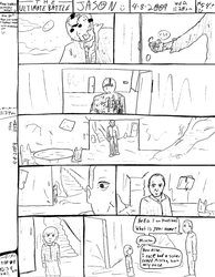 THE ULTIMATE BATTLE pg.493 by DW13-COMICS