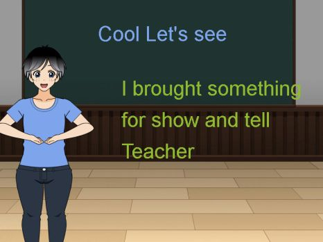 Show And Tell School Prank by TFEclipse