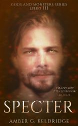 Specter [Wattpad Cover] by CrystalGee