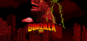 Godzilla Month 2010 '16' by Linkzilla