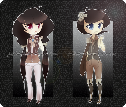 { Adoptable Giveaway - CLOSED } by rosadoptables