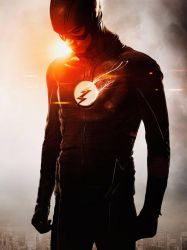 The Flash - determined  by SKYDRAGON-13