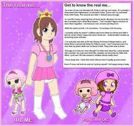 The real me by PrincessPolly63