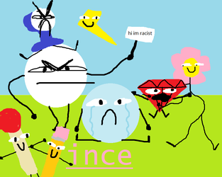 BFB teams: ince by baguettesinmypocket