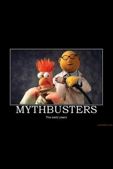The MythBusters I Think?? by awesomenator