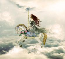 Carousel In The Sky by pareeerica