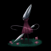 Hollow Knight - Hornet by TheHornedFox