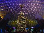 Epcot at Night by Torrential-E