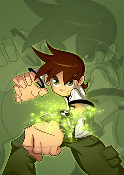 ::Cartoon Heroes: Ben10:: by Turboman