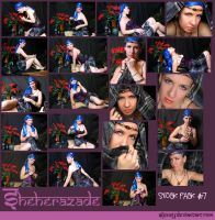 Sheherazade - stock pack 7 by MJWilliam