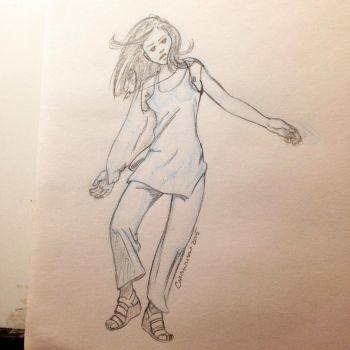 Daily Sketch by Aithene
