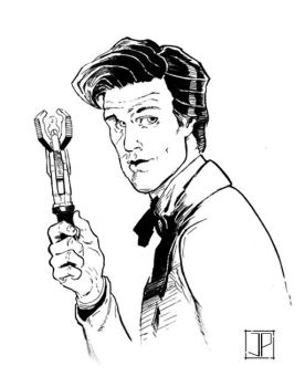 11th Doctor by JPipe
