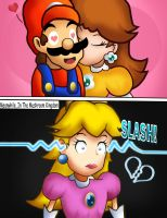 Super Mario Land Ending by Jonashley