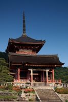 Temple in Kyoto by insigma00