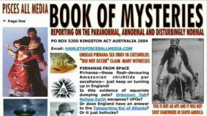 Book of Mysteries: Red Jack by ConfidentialReporter