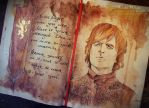 Tyrion Lannister by Kinko-White