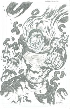 Superman Unchained by 777thorman