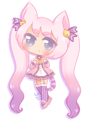 [chibi] - cvrryspice by hello-planet-chan