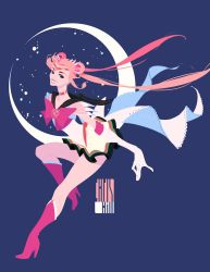 Super Sailor Moon by chostopher