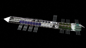 Mobile Space Elevator by Filanwizard