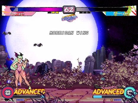 Capcom World mugen screenshot by RyuAensland