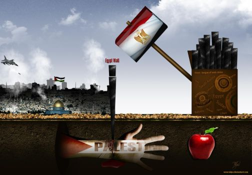 For Palestine by Telpo
