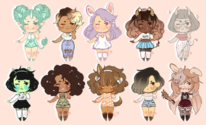 tiny adopts closed by cueen