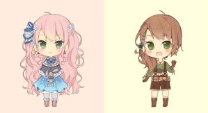 Chibi Samples by Annabel-m