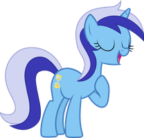 MLP: Minuette singing by FloppyChiptunes