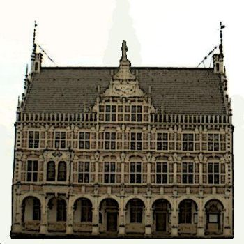 Bocholter historisches Rathaus by Orkse