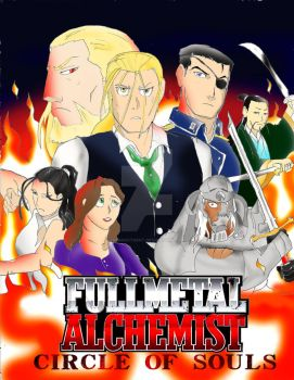 Fullmetal Alchemist: Circle of Souls by Omnipotrent