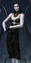 Selene the Black Queen 2014 by ladymadcat
